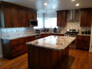 Utah Kitchen Cabinet and Interior Remodel Specialists