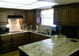 Utah Granite Kitchen Countertops