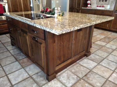 Utah Granite Countertops and Kitchen Cabinets