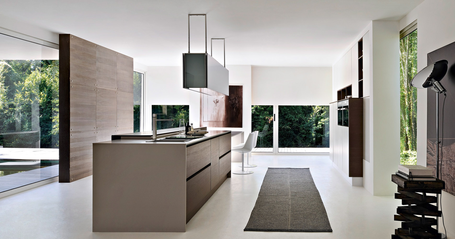 pedini kitchen design Italian