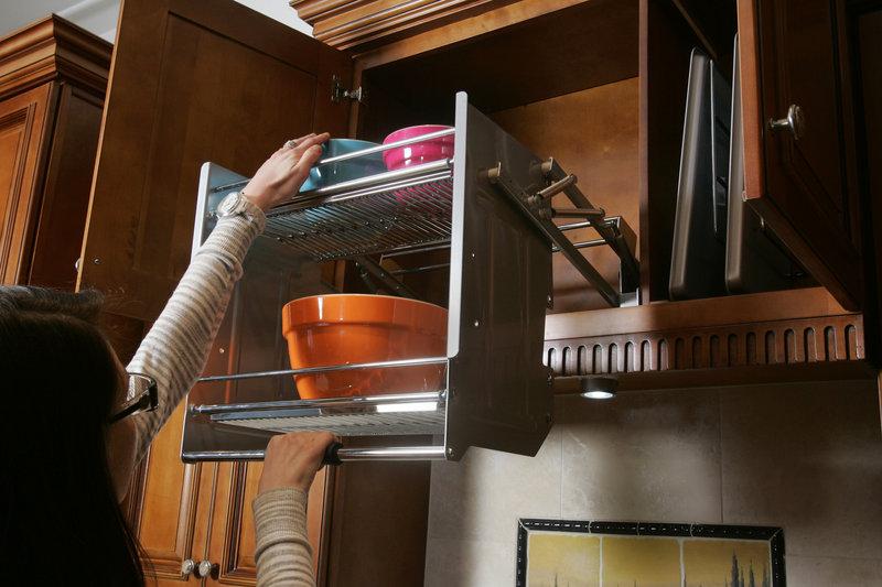 Convenient Custom Cabinetry