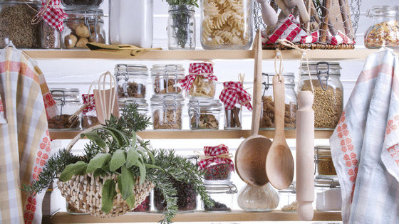 5 Steps to Tackle a Cluttered Pantry