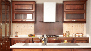How To Naturally Clean and Polish Wood Cabinets