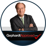 Gephardt Approved Kitchen Cabinets and Bathroom Cabinets