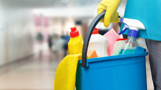 11 of the Best Green Cleaning Products