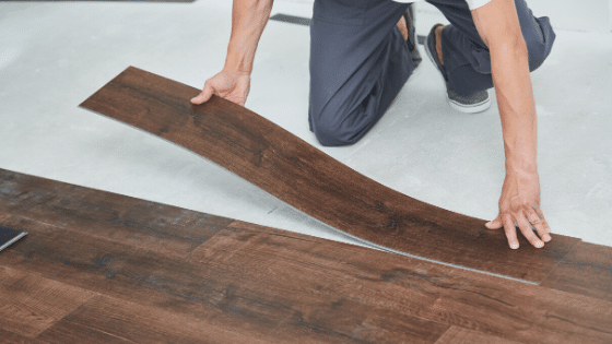 DIY Vinyl Flooring: The Perfect Christmas Gift To Yourself