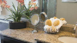Granite: Why in the Bathroom?