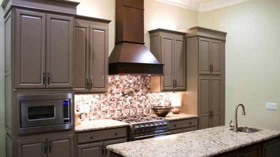 Stained vs. Painted Cabinets
