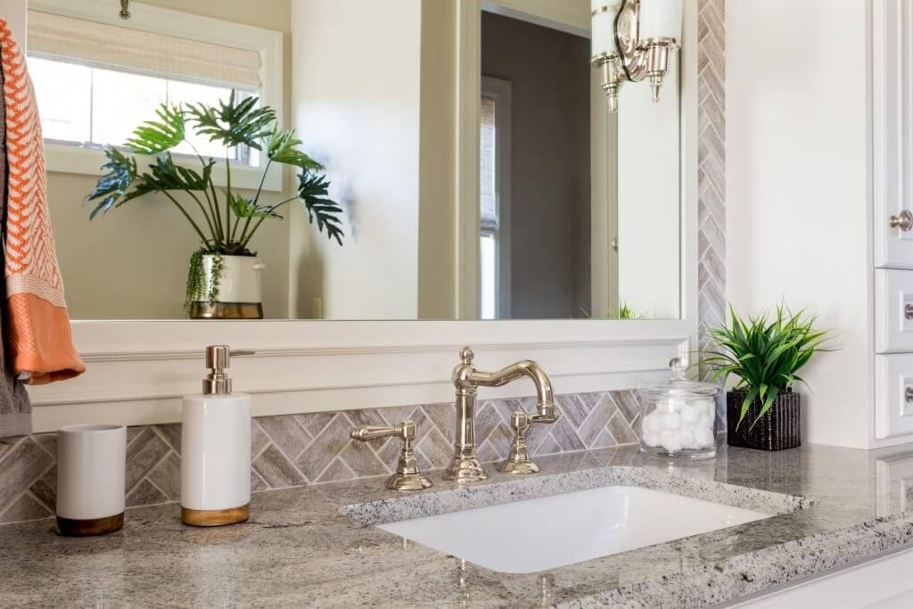 Utah Bathroom Granite Countertops