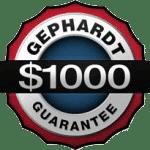 Utah Cabinets Company Gephardt Guarantee