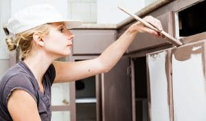 Does Painting or Staining Kitchen Cabinets Add Value?