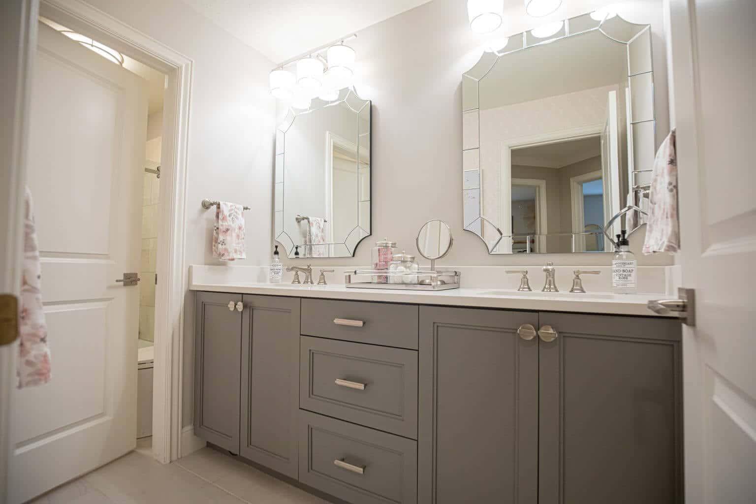Utah Custom Cabinets Bathroom